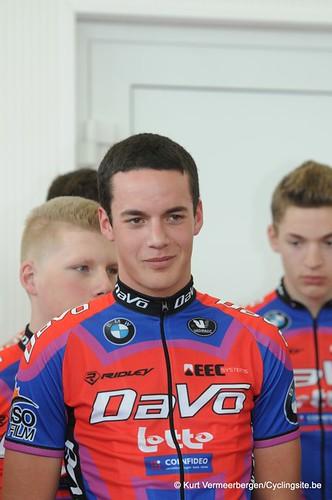 Ploegvoorstelling Davo Cycling Team (108)