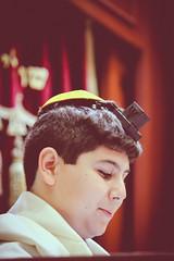 The Bar Mitzvah Boy ({fuh•tog•ruh•fee} via Rohama Bruk) Tags: portrait books synagoge jewish jews shul barmitzvah siddur yids youngphotographers