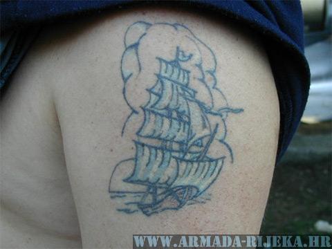Tetovaže: Galije