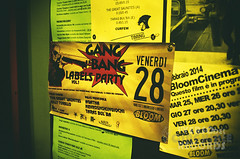 GANG BANG LABELS PARTY VOL 1