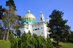 Kirche am Steinhof, Wien, Vienna, Austria (kazina crediza) Tags: vienna wien art austria am kirche otto deco wagner jugendstil baumgartner steinhof hhe