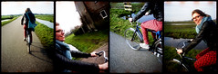 Op fietse (odysseia) Tags: pen double ee holysloot olympys