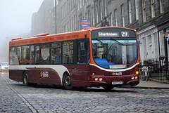 140 (Callum's Buses & Stuff) Tags: bus buses volvo edinburgh lothian eclips lothianbuses edinburghbus b7rle madderandwhite madderwhite sk07cgy stockbrig