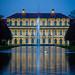 Schlosspark Oberschleißheim, neues Schloss, Ostfassade (LR 5 processing)