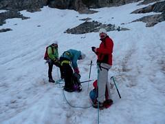 La corde (Matrok) Tags: mountain snow france alps ice montagne alpes glacier neige alpi glace alpinisme ecrins alpinism crins parcnationaldescrins parcnationaldesecrins picduglacierdarsine
