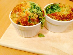 Spinach souffle (TimesFood) Tags: cheese dinner recipe lunch video eggs souffle flour spinach
