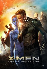 X-Men: Days of Future Past (theglobalpanorama) Tags: film movie poster days cover xmen future past wolverine tgp globalpanorama