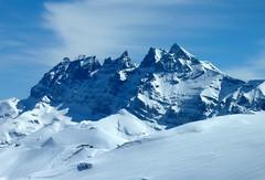 The Dents du Midi (ed_vinson12) Tags: blue sky white mountain snow ski lift du midi dents chairlift dentsdumidi