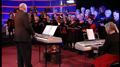 Opname Kerst matinee TVL