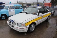 1988 Ford Escort XR3i Police