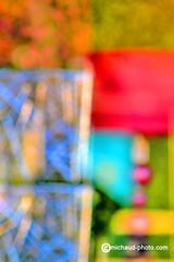 Les clous C  ( automne 2014) (michaud-photo.com) Tags: abstract color texture focus geometry emotional couleur tryptique flou tryptich selective constructivisme abstait gomtrique motionnel impressionnism pictorialisme