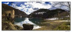 winter italy mountain lake landscape lago nikon italia 10... (Photo: Andrea di Florio (9.000.000 views!!!) on Flickr)