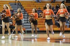 Oklahoma State Cowgirls vs Texas Longhorns Women's Basketball Game, Wednesday, February 11, 2015, Gallagher-Iba Arena, Stillwater, OK (OSUAthletics) Tags: ut texas universityoftexas longhorns osu cowgirls womensbasketball oklahomastate 2015 big12 20142015