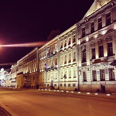 English Embankement (Verte Ruelle) Tags: stpetersburg russia hermitage rusland