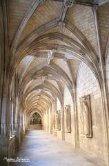 Cloître de Verdun (Setsukoh) Tags: france church cathedral roman gothic cathédrale cloister notre dame lorraine église gothique meuse verdun cloitre romanische
