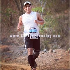 เป็นการวิ่งที่โหดที่สุดที่เคยวิ่งมาในชีวิตเลย #tnf100thailand2015 #wingnaidee #Northface100 ปีหน้าเจอกันใหม่ 100Km