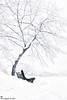 Die Bank im Schnee (Rainer M. Ritz) Tags: schnee winter nikon sitzbank fotospaziergang schloslichtenstein wwwrainerritzde rainerritzfotografie fotos2015