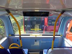 GAL EH52 - YX16OCH - INTERIOR - BV GARAGE - 28TH APR 2016 J (Bexleybus) Tags: bus london ahead interior garage go 400 belvedere dennis mmc bv enviro adl goahead eh52 yx16och