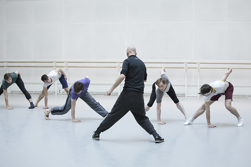 'A rare and incredible gift' – Young choreographers on being mentored by Wayne McGregor