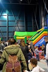 Mercazoco Diciembre Gijón Feria de Muestras 2 aniversario ludoteca
