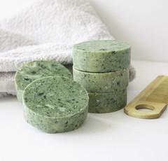 -   (nonna-smetanina) Tags: green soap natural handmade silk shampoo organic spirulina        nonnasmetanina