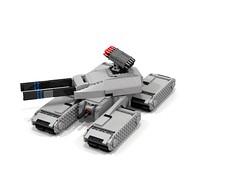 Futur Tank XC 92 (Worrox) Tags: legowar legotank legoarmy tank legovehicle lego