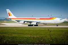 ORY.2016 # IB A343 EC-GUQ awp (CHR / AeroWorldpictures Team) Tags: paris france history plane cabin nikon aircraft flight first planes airbus nikkor reg named orly lr ib iberia lenses aircrafts planespotting config 4x ory delivered ibe beatrizgalindo a340313 zoomlenses lfpo 70300vr cfmi rwy08 ecguq d300s fwwja cfm565c4 cn221 03jun1998 25jun1998 c24y265