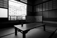 A last tea in Murasaki (Bernard Languillier) Tags: japan kyoto gion  d810 ryokanmurasaki