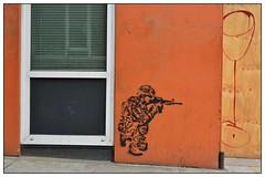 Street Art, London (junepurkiss) Tags: streetart london shoreditch endless