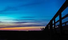 Cedar Beach Marina (wowography.com) Tags: longexposure blue sunset red beach nature colors yellow mystery clouds landscape bay nikon pretty may boardwalk serialkiller fireisland 2016 d610 cedarbeach 1635mm gilgobeach nd09 babylonny zachsbay wowographycom 4955574