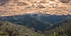 Pano Sienra (Francisco Romero M-) Tags: panorama mountain landscape spain nikon asturias d600 sienro