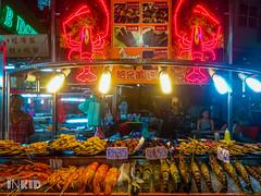 DSC_0391 (inkid) Tags: street travel light food color colors sony low foodporn photograph seafood kuala dual jalan premium lumpur z5 alor xperia