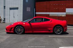 2009 Ferrari 430 Scuderia 4730 (McLaren San Francisco) Tags: ferrari 2009 scuderia 430 rossocorsa