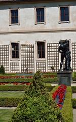 Valdtejnsk palc (lauramramrodr) Tags: prague praha praga repblicacheca eskrepublika wallensteinpalace valdtejnskpalc