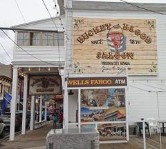 Virginia City, NV - Bucket of Blood Saloon - 2016 (tonopah06) Tags: nevada nv saloon virginiacity cst 2016 bucketofblood cstreet