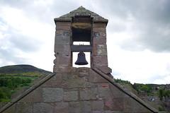 Melrose Abbey Bellcote (David_Leicafan) Tags: roof abbey scotland bell ruin melrose borders 28mmsummicron bellcote janburgerhuys