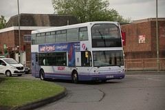 First Hampshire 32764 - WJ55 CSO (Bristol MW Driver) Tags: portchester canoneos5d firsthampshiredorset 32764 wj55cso