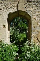 All Saints, Denton. Explored #63. (Sunchild57 Photography.) Tags: ruinedchurch allsaintsdenton dentoncambridgeshire newwallwednesday
