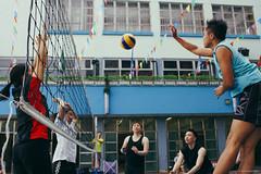 Strike (Alan P. in Hong Kong) Tags: sony a65 documentary hongkong city life volleyball