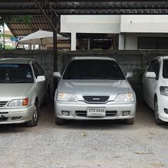 รู้หมือไร่ อีซูซุเคยขายรถเก๋ง โดยให้ฮอนด้าผลิตให้ 🚘