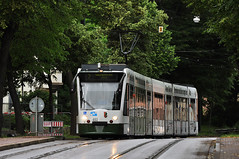 Siemens Combino #853 AVG Augsburg (3x105Na) Tags: germany bayern deutschland 853 siemens tram augsburg strassenbahn tramwaj avg combino niemcy