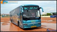 KPN KA-51-B-9993 From Madurai To Bangalore (Dhiwakhar) Tags: kpn