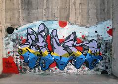 Lion (Capras Crew) Tags: world original italy lake lago graffiti europa c lion clash christo iseo 2016 nofake neverdie capras caprascrew truecaprasneverdie lakeofgiants