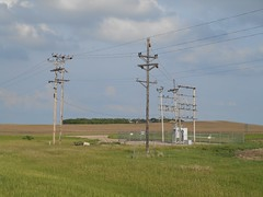 Otter Tail Power - Wells County, ND (NDLineGeek) Tags: 41600v otp 7200v