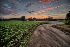 Knightdale Sunset (melissa.fehnel) Tags: hdr ultrawideangle easyhdr