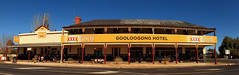 Gooloogong Pub (Darren Schiller) Tags: building beer architecture rural hotel pub community balcony country australia alcohol newsouthwales verandah smalltown gooloogong