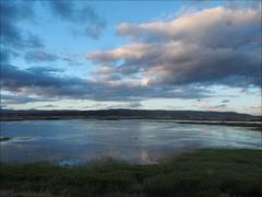 Movimiento de las nubes Laguna de Pitillas Time-lapse (fagace_) Tags: atardecer timelapse nubes atardece lagunadepitillas olympusomdem1