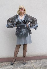 2016 - 06 - 13 - Karoll  - 007 (Karoll le bihan) Tags: feminine femme lingerie crossdressing tgirl transgender transvestite stocking bas pantyhose crossdress stilettos travestis feminization travesti travestie escarpins fminisation travestisme travestissement