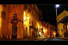 Lisbon roads by night (kalakeli) Tags: longexposure portugal lisboa lisbon may mai april nightshots bluehour lissabon langzeitbelichtung blauestunde 2016 nachtaufnahmen lisbonbynight lissabonbeinacht bluehourlisbon