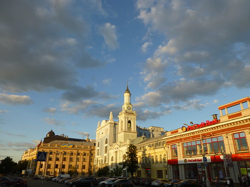 Podil district, Kyiv